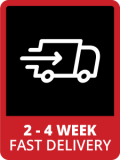 Badge 2 4 Week Delivery