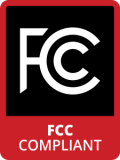 Badge Fcc Compliant