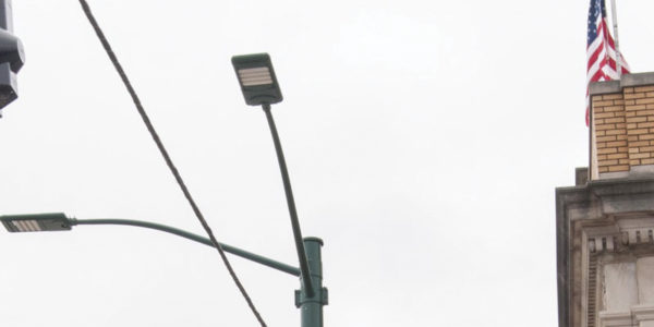 Downtown Rochester MI Municipal LED Horizontal Lighting Min