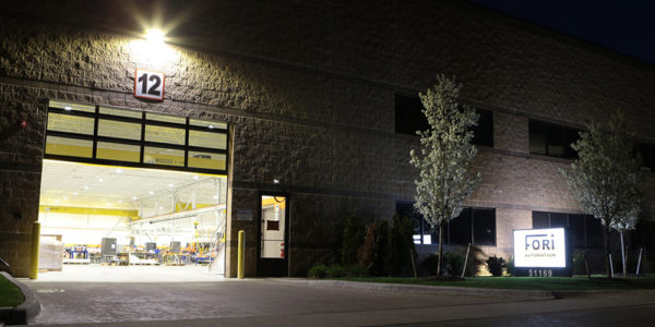 EM Visual Fori Security LED Lighting