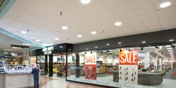 Uniontown Mall Uniontown PA LED Lighting Min