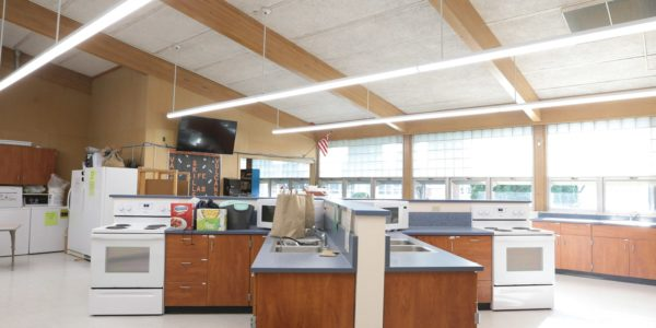 Vassar Schools LED Lighting Min 2