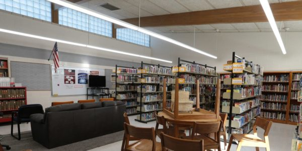 Vassar Schools LED Lighting Min