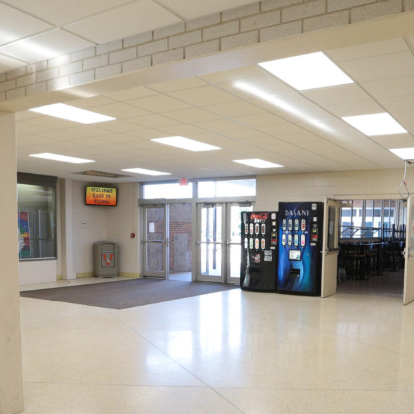 Vassar Schools Panel LED Lighting02