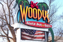 Big Woddys Beach Bar And Grill