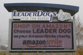 Display Solutions Leader Dogs For The Blind
