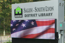 Salem South Lyon Public Library