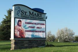 St. Mary Catholic Church And School