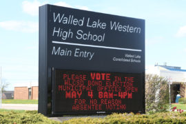 Walled Lake Western High School