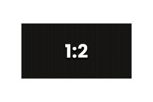 1:2 Ratio