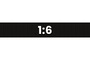 1:6 Ratio