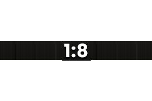 1:8 Ratio