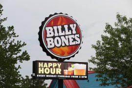 Billy Bones display